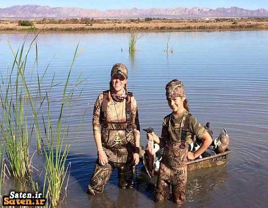 عکس شکار شکار حیوانات شستشوی مغزی کودکان
