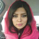نیلوفر بهبودی دختری که ادعا میکنه زیباترین دختر ایرانه + عکس