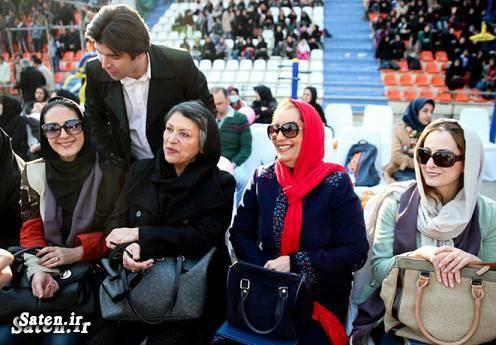 همسر فردوسی پور فوتبال هنرمندان فوتبال بازیگران زن فردوسی پور بیوگرافی عادل فردوسی پور