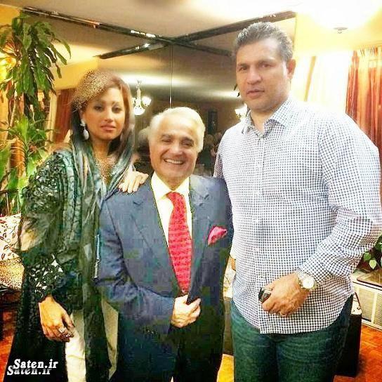 همسر علی دایی زن علی دایی خانه علی دایی بیوگرافی مونا فرخ آذری اخبار ورزشی