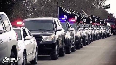 عکس داعش خودرو داعش جنایات داعش اخبار داعش