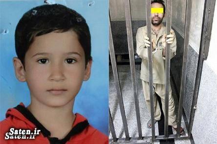قتل فرزند عکس قاتل پدر قاتل اخبار حوادث
