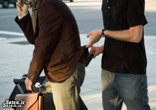 باند جیب بری اخبار دزدی اخبار حوادث