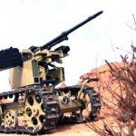 نخستین تصاویر از ربات رزمی سپاه پاسداران + عکس