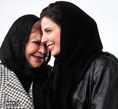 همسر لیلا حاتمی لو رفته لیلا حاتمی شوهر لیلا حاتمی روبوسی لیلا حاتمی بیوگرافی زهرا حاتمی
