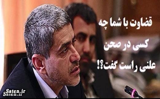 فیلم حمید رسایی سوابق علی طیب نیا سوابق حمید رسایی