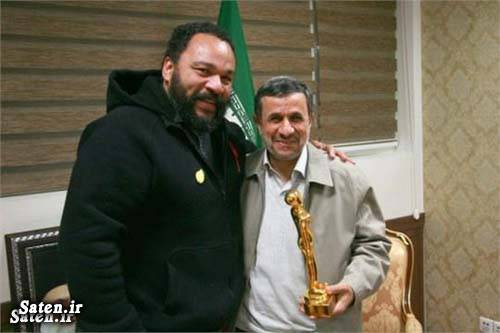 سایت احمدی نژاد بیوگرافی دیودونه اینستاگرام احمدی نژاد