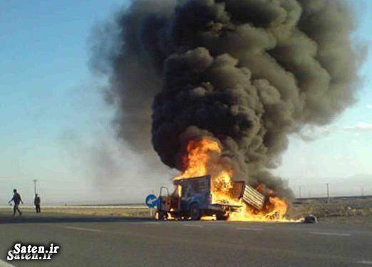 حوادث هرمزگان تصادف وحشتناک تصادف مرگبار اخبار هرمزگان اخبار حوادث اخبار تصادف