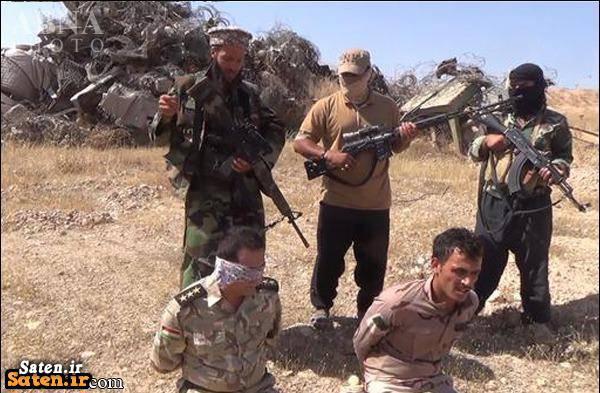 عکس داعش عکس بریدن سر جنایات داعش اعدام داعش اخبار داعش