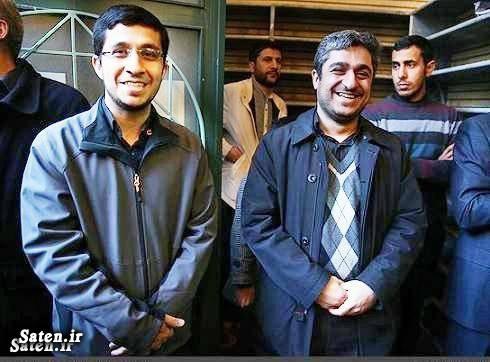 فرزند احمدی نژاد خانواده احمدی نژاد پسر احمدی نژاد