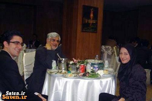 عروس محمدرضا عارف خانواده محمدرضا عارف پسر محمدرضا عارف آقازاده های ایرانی آقازاده معروف