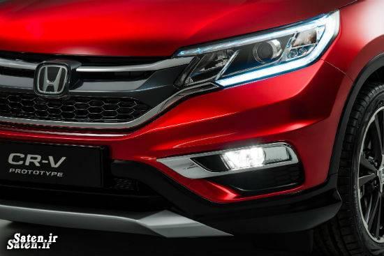 هوندا مشخصات هوندا قیمت هوندا خودرو هوندا 2015 Honda CR V