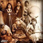 از خر بازی تا پرده قیامت ، تفریحات تهرانیها در ۱۰۰ سال پیش + عکس