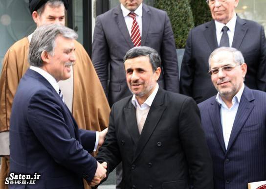 عکس جدید احمدی نژاد سایت احمدی نژاد بیوگرافی نجمالدین اربکان آدرس احمدی نژاد