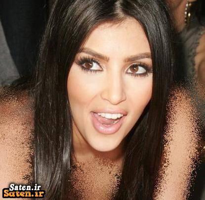 همسر کیم کارداشیان لو رفته کیم کارداشیان عکس لخت کیم کارداشیان بیوگرافی کیم کارداشیان Kim Kardashian