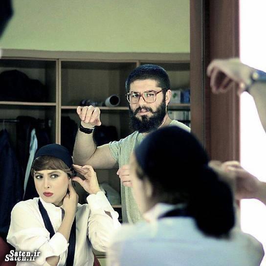 همسر هومن سیدی همسر آزاده صمدی طلاق بازیگران شوهر آزاده صمدی