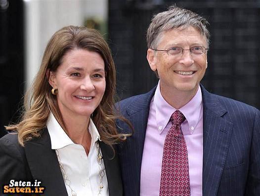 همسر بیل گیتس موفقیت استیو جابز بیوگرافی هلی بری بیوگرافی مایکل دل بیوگرافی مارک زاکربرگ