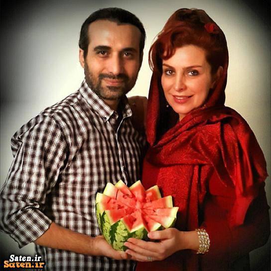 همسر ماه چهره خلیلی بیوگرافی ابراهیم اشرفی بازیگران گذر از رنج ها ازدواج ماه چهره خلیلی Mahchehreh Khalili