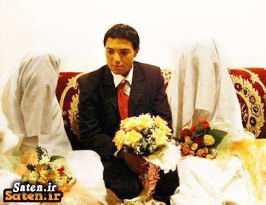 عکس عروس و داماد عکس ازدواج عروس و داماد سوابق هادی صادقی ازدواج مجدد