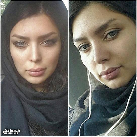 همسر نیلوفر بهبودی دختر مدل ایرانی دختر زیبا ایرانی بیوگرافی نیلوفر بهبودی Niloofar Behboudi