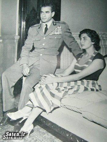 همسر محمدرضا شاه پهلوی عروسی محمدرضا شاه زنان حرمسرا حرمسرا شاه ازدواج محمدرضا شاه