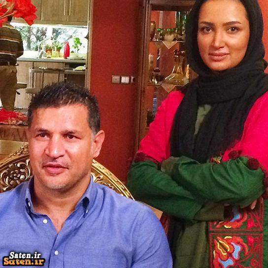 همسر علی دایی همسر روناک یونسی شوهر روناک یونسی بیوگرافی روناک یونسی بازیگران سریال آخرین بازی
