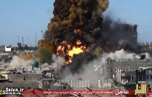 عکس داعش جنایات داعش بمب گذاری داعش بمب انتحاری اخبار داعش