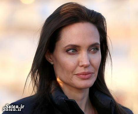 همسر آنجلینا جولی شوهر آنجلینا جولی سرطان آنجلینا جولی بیوگرافی آنجلینا جولی بیماری آنجلینا جولی