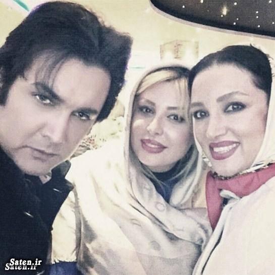 همسر نیوشا ضیغمی همسر روناک یونسی همسر حسام نواب صفوی شوهر روناک یونسی