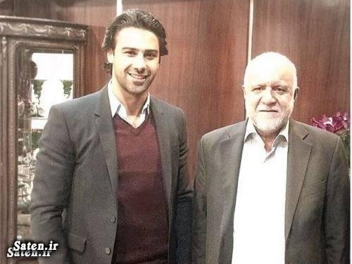 وزیر نفت همسر فرهاد مجیدی سوابق بیژن زنگنه ثروت فرهاد مجیدی اینستاگرام فرهاد مجیدی