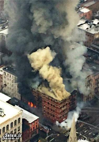 منهتن نیویورک اخبار حوادث اخبار آمریکا