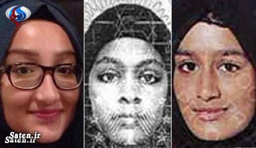 زندگی در انگلیس زن داعش دختر داعش حامیان داعش اخبر داعش اخبار انگلیس