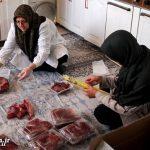 زهرا داوود آبادی، زنی که از پنجههای ذهنش پول میچکد + عکس