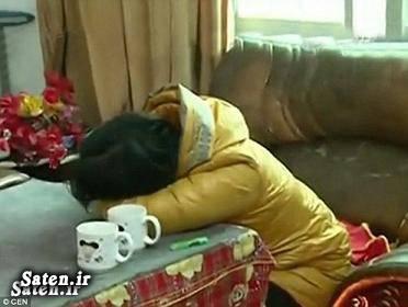 زن چینی دختر چینی حوادث واقعی اخبار حوادث