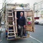 صاحب عجیبترین خانه ایران! + عکس
