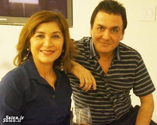همسر فیروز نادری دانشمندان ایرانی بیوگرافی فیروز نادری ایرانیان مقیم آمریکا Firouz Naderi