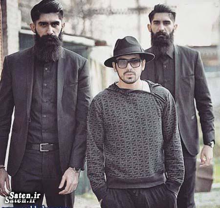 بیوگرافی امیر عباس گلاب بادیگارد مرتضی پاشایی آهنگ جدید امیر عباس گلاب