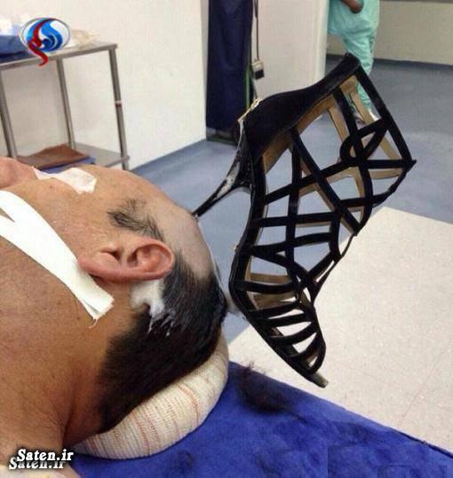 کتک زدن شوهر عکس کتککاری زن و شوهر دعوا زن و شوهر حوادث واقعی