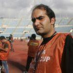 """تقاضای پناهندگی پیام یونسی پور ، خبرنگار """"ایران ورزشی"""" از اتریش+عکس"""
