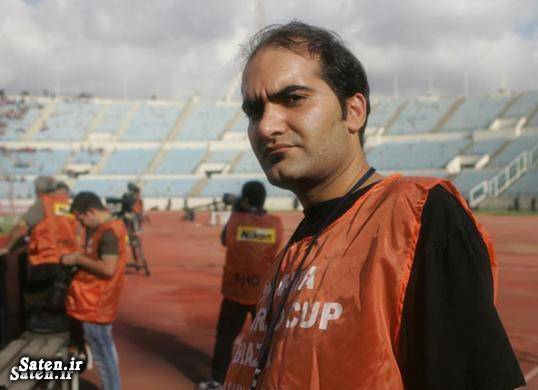 عکس پیام یونسی پور خبرنگار ایسکانیوز پناهندگی ایرانیان بیوگرافی پیام یونسی پور اخبار پناهندگی
