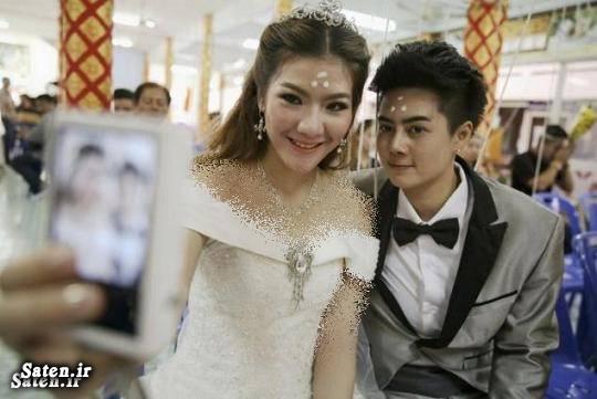 عکس عروسی عکس عروس و داماد عروسی عجیب عروسی جالب