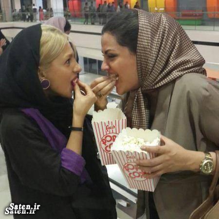 همسر لیلا ایرانی سریال مهران مدیری دورهمی مهران مدیری بیوگرافی لیلا ایرانی بازیگران سریال در حاشیه بازیگران دورهمی