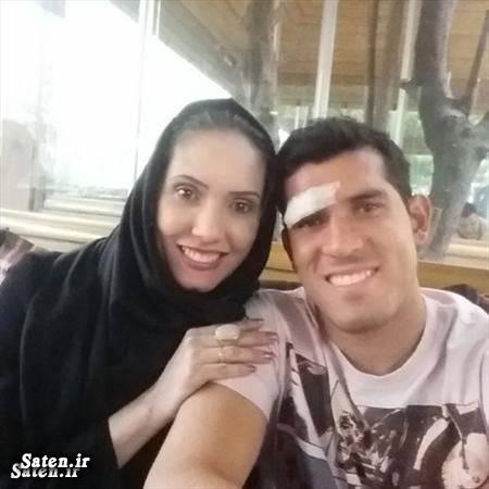 همسر فوتبالیست ها همسر فرناندو گابریل همسر بازیکنان بیوگرافی فرناندو گابریل Fernando Gabriel