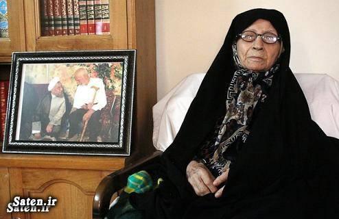 مادر حسن روحانی عکس مادر رئیس جمهور ختم مادر حسن روحانی پدر حسن روحانی بیوگرافی سکینه پیوندی