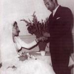 نامه زیبا و عاشقانه دکتر شریعتی به همسرش + عکس