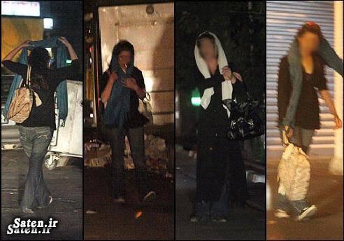 عکس روسپی سوابق شیرین احمدنیا روسپی تهران دختران خیابانی دختر تهرانی