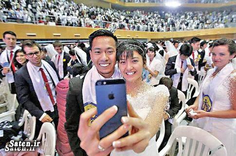 عکس عروسی عکس ازدواج دسته جمعی عکس ازدواج