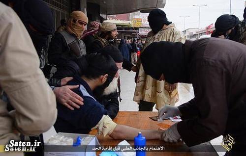 مجازات داعش عکس داعش جنایات داعش اخبار داعش