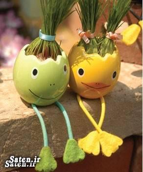 قشنگترین سبزه سبزه عروسکی زیباترین سبزه جدیدترین سبزه بهترین شغل آموزش سبزه عید