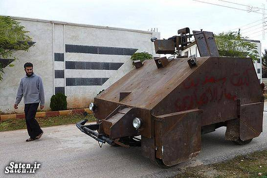 ماشین داعش عکس داعش خودرو داعش جنایات داعش اخبار داعش